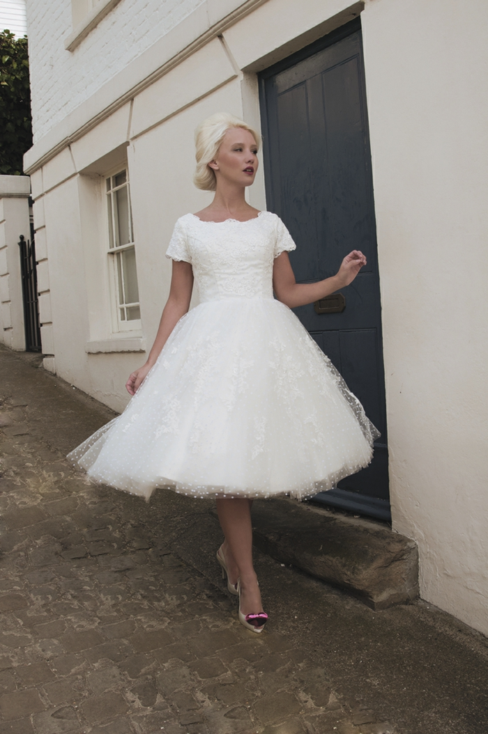 Vintage Brautkleider als Inspiration fr die