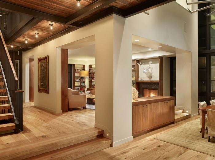 Wohnzimmer Inspiration fr eine naturbewusste Einrichtung