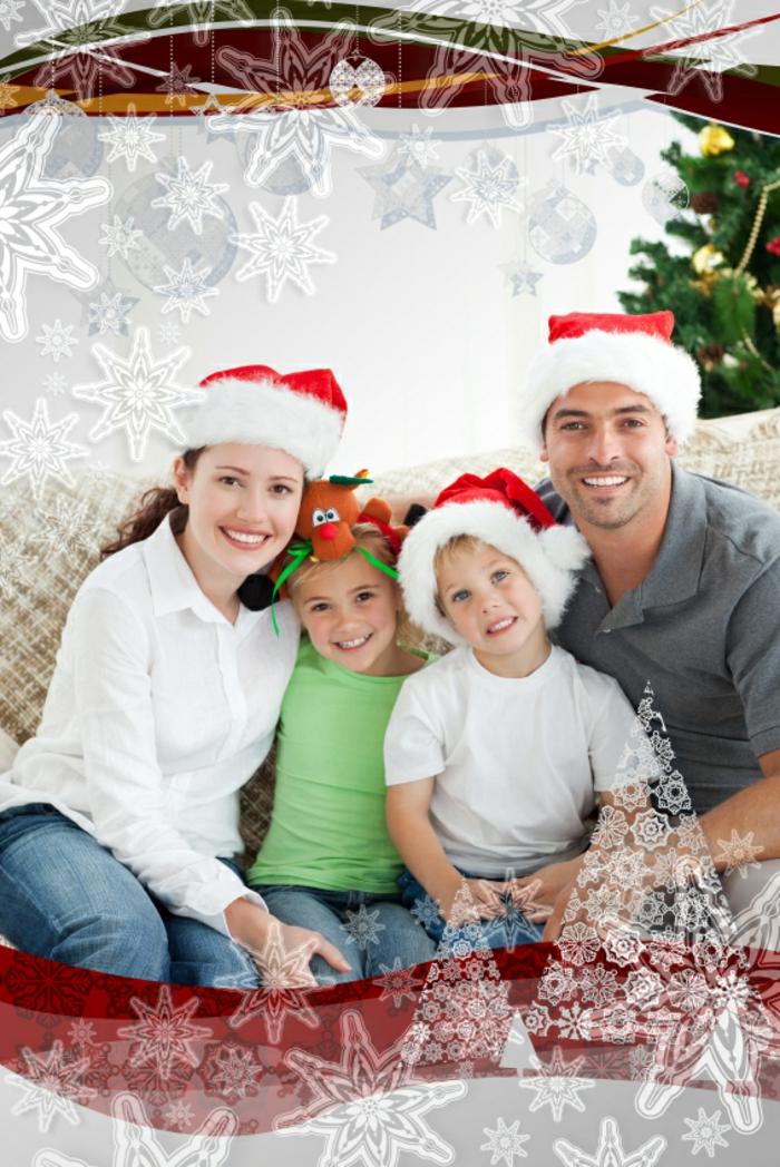 Wie knnen Sie eine originelle Weihnachtsdekoration basteln