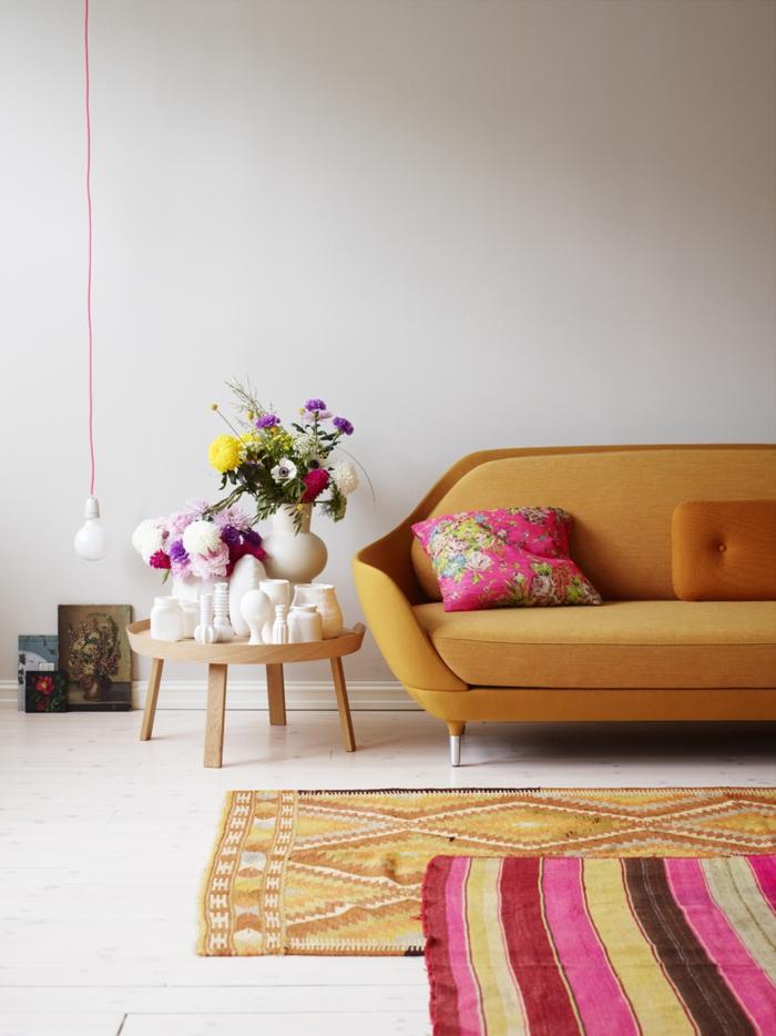 Wohnzimmerteppich Modern