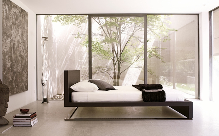 30 Ausgefallene Betten die sich stilvoll ins Schlafzimmer
