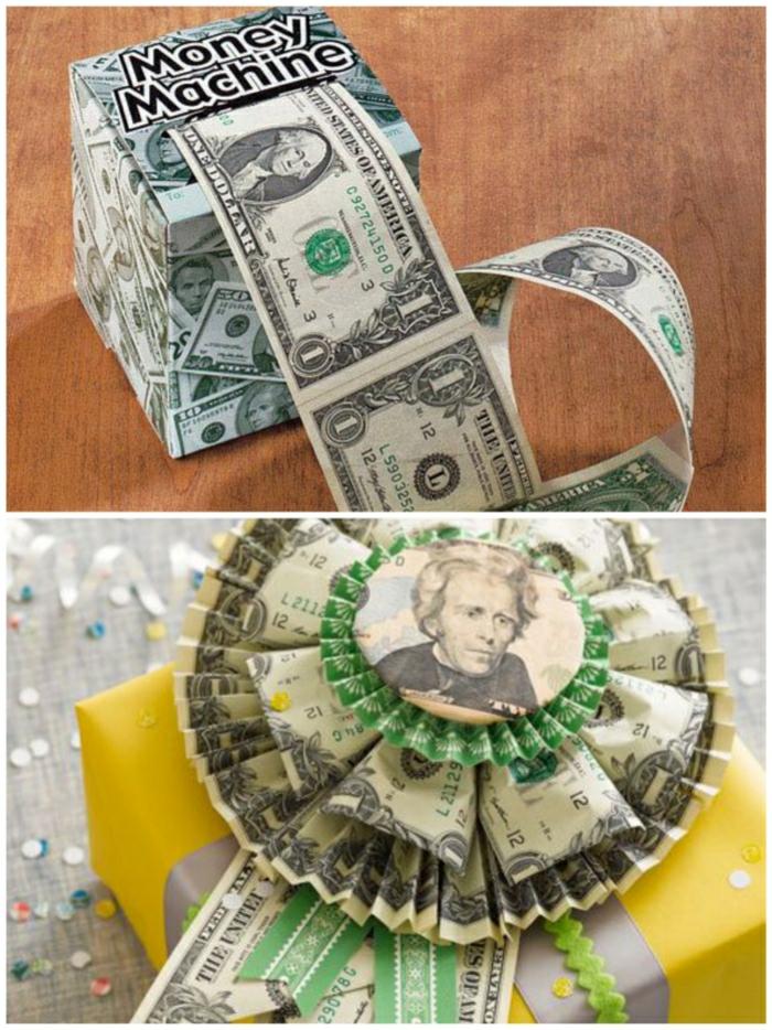 Geldgeschenke fr Hochzeit  22 kreative Ideen um viel