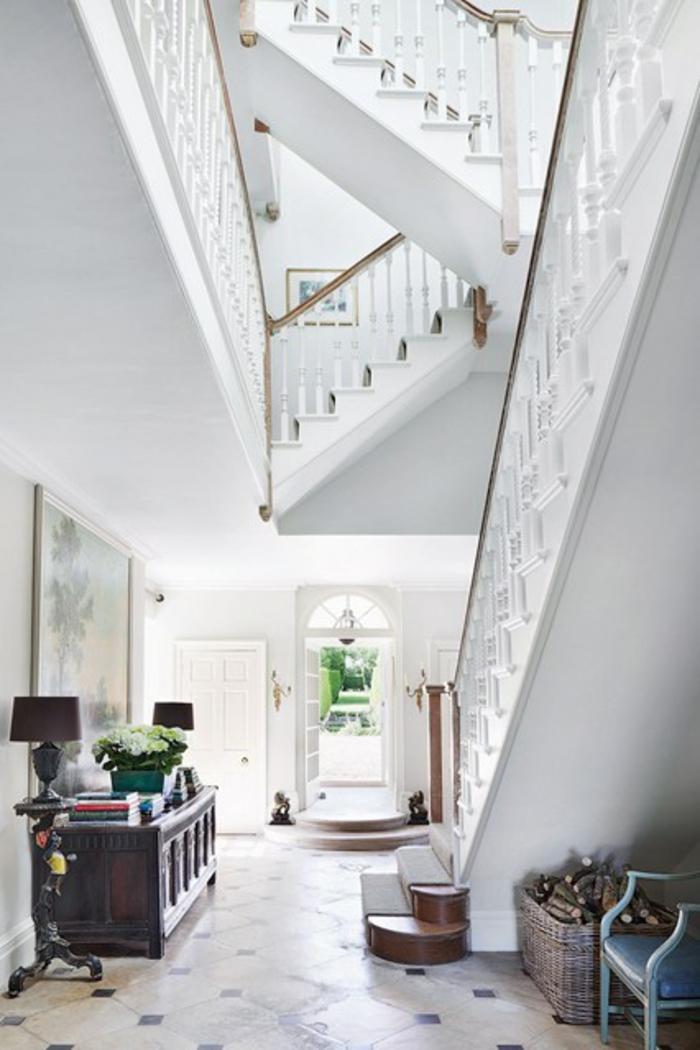 1001 Beispiele fr Treppenhaus gestalten  80 Ideen als