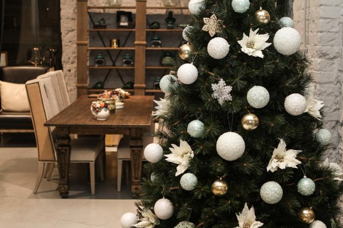 Weihnachtsbaumschmuck Ideen fr eine zauberhafte Dekoration
