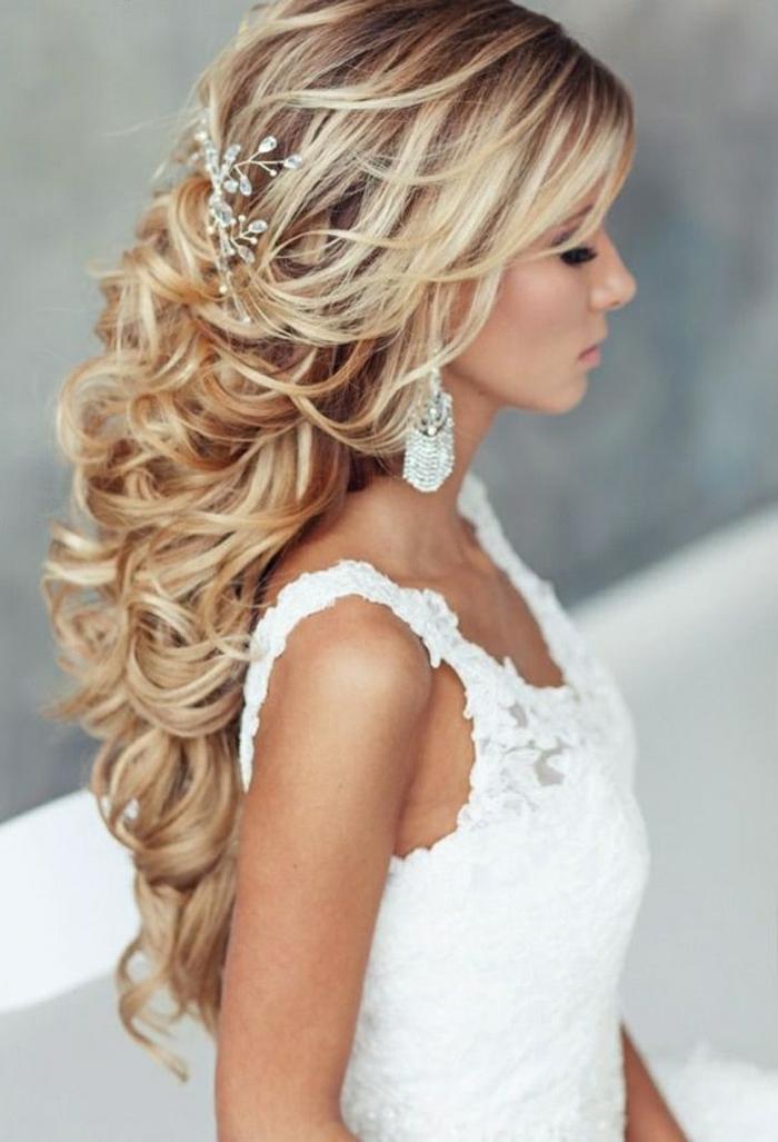 ▷ Brautfrisuren Halboffen 24 Elegante Ideen Für Den Wichtigsten