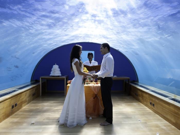 Heiraten auf den Malediven  ein traumhafter Tag der