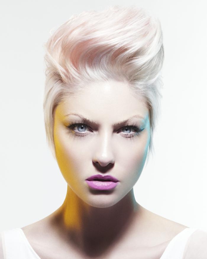 1001 Ideen fr kurze Rockabilly Frisuren fr Frauen und