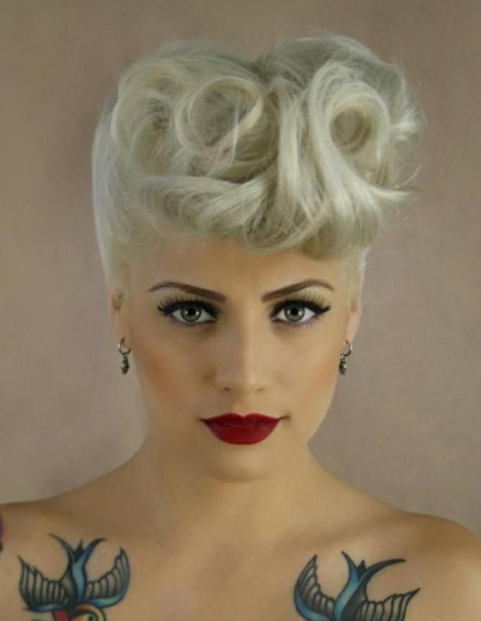 ▷ 1001 Ideen Für Kurze Rockabilly Frisuren Für Frauen Und Männer