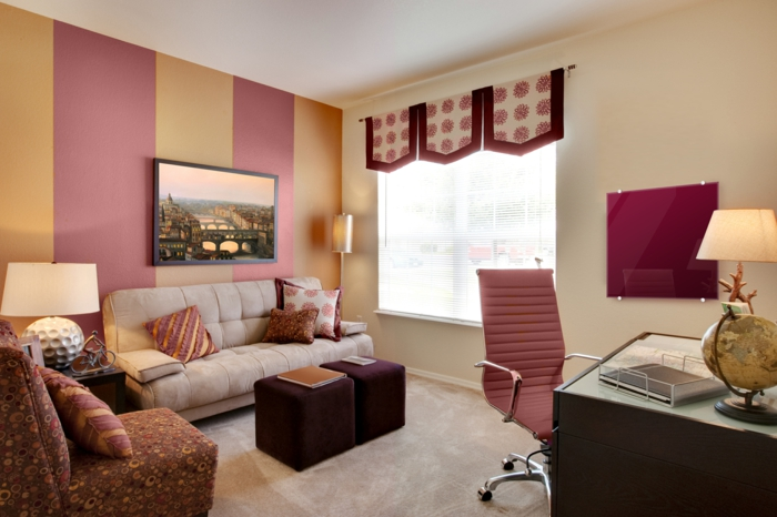 inspiration for living room table design wandgestaltung wohnzimmer - mutige und moderne wahl!