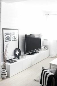 Ikea Besta Einheiten in die Inneneinrichtung kreativ ...
