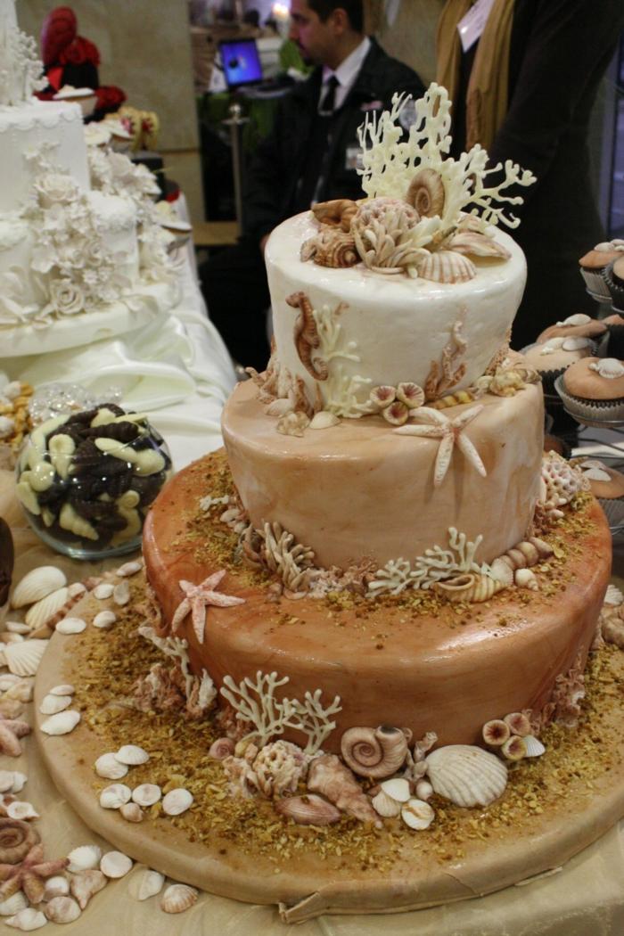 Hochzeitstorte  Feste feiern mit Chic und Charme