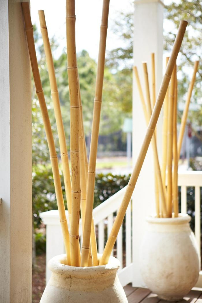 34 Bambus DekoIdeen die fr eine organische sthetik sorgen