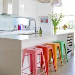 Stools For Kitchen Ikea Kitchens Usa 1001+ Wohnideen Küche Für Kleine Räume - Wie Gestaltet Man ...