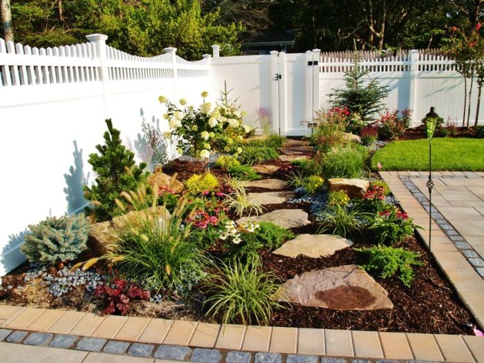 Gartengestaltung Bilder Gartenwege Gestalten Gartengestaltung Ideen