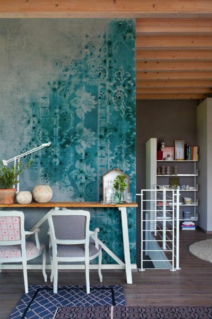 Wandideen  29 Beispiele fr eine moderne Wandgestaltung