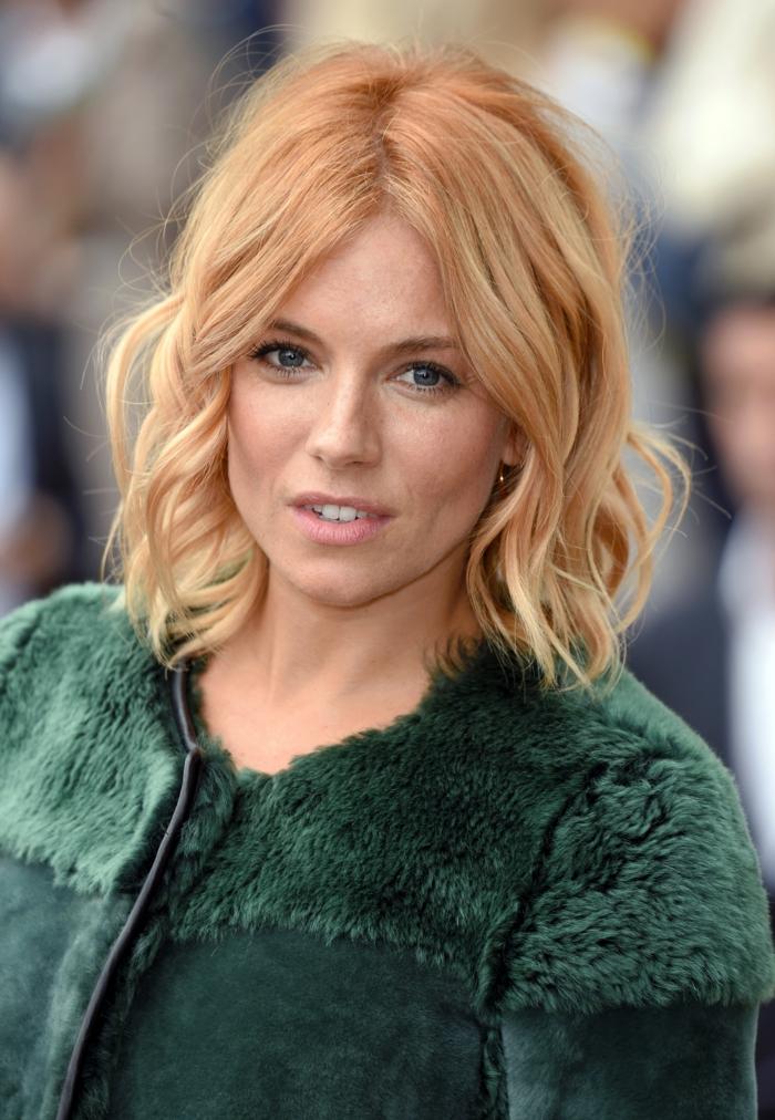 Haarfarbe Blond  RosGold ist der letzte Schrei fr 2016