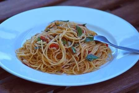 spaghetti-mit-auberginen