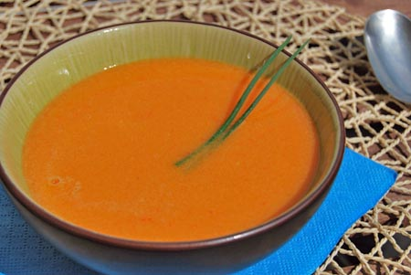 apfel-paprika-suppe