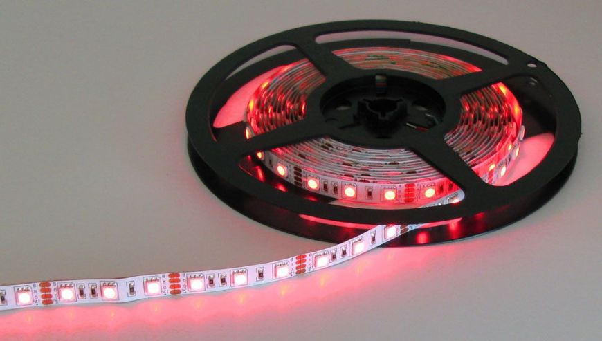 RED/GREEN/BLUE 12V LED STRIP | All Electronics Corp.