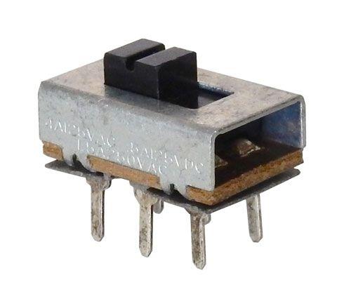 Dpdt Slide Switch Wiring Diagram Wiring A Dpdt Switch 6 Terminal