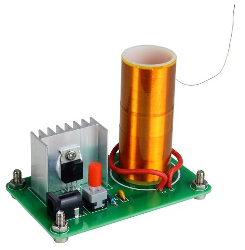 small resolution of tesla coil kit