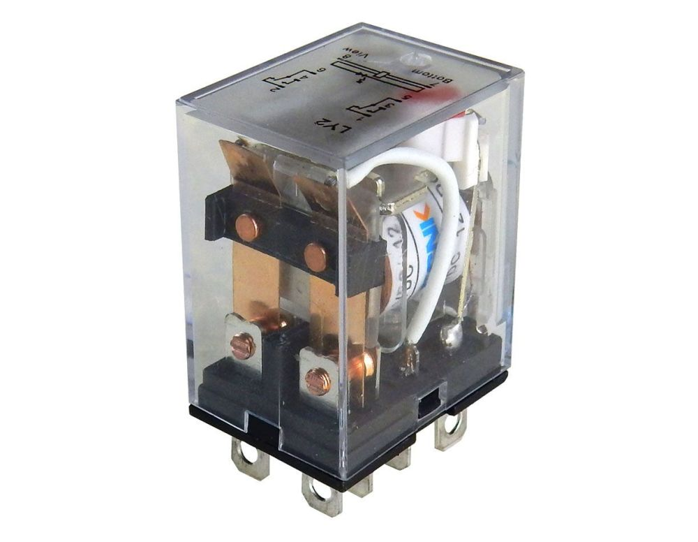 medium resolution of pc 8 pin dpdt relay wiring diagram