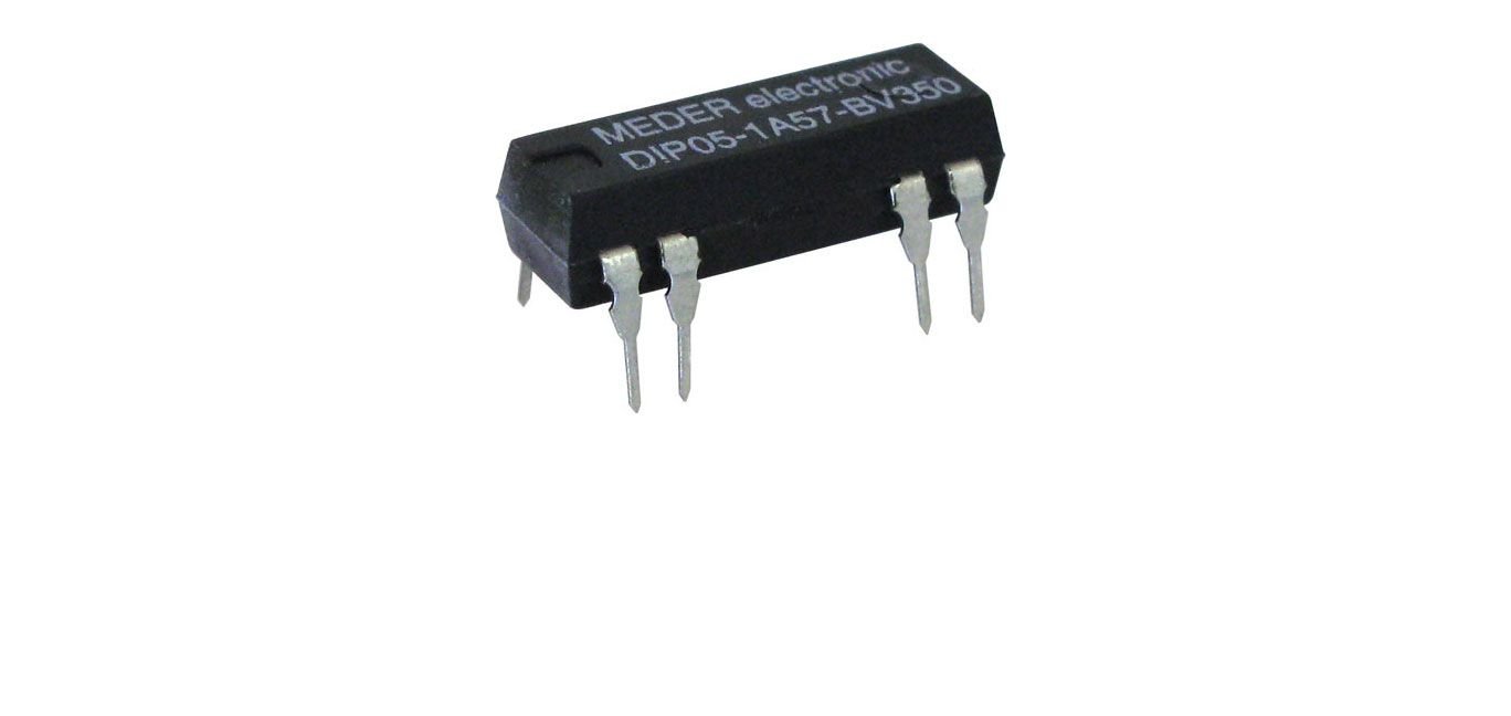 hight resolution of 5 vdc dip reed relay