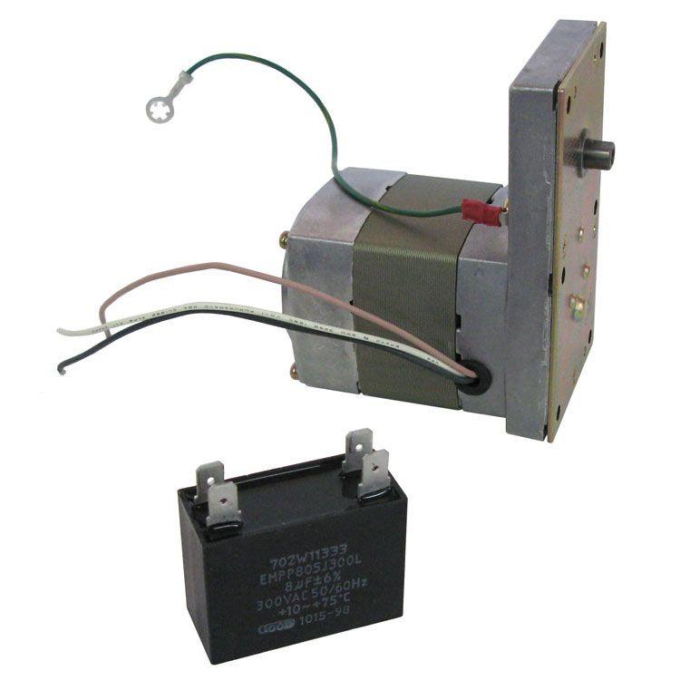 115vac Rapid Reversible Ac Motor All Electronics Corp