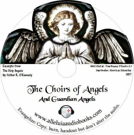 the choirs of angels