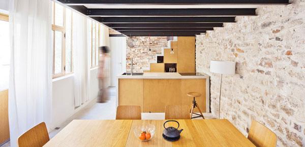 Doordachte loft in Parijs door NZI Architectes  Allemaal