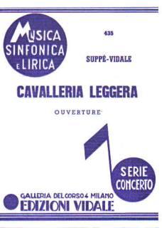 CAVALLERIA LEGGERA VIDALE