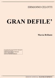 GRAN DEFILE'