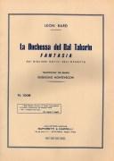 LA DUCHESSA DEL BAL TABARIN