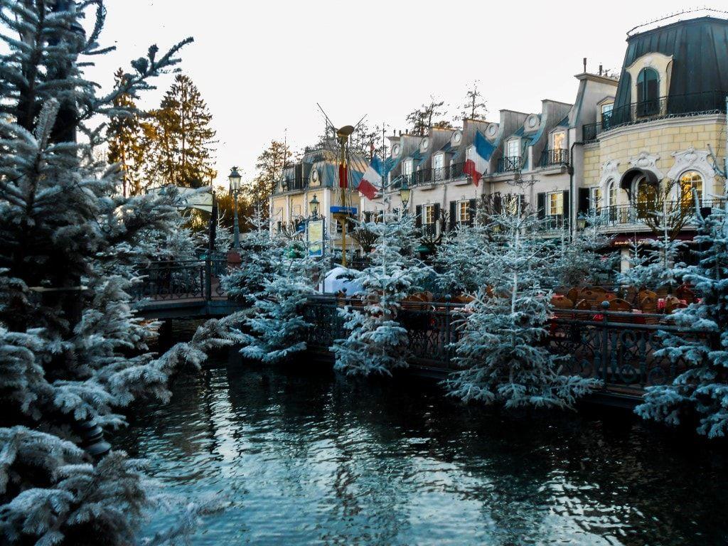 Europa Park a Natale - Francia