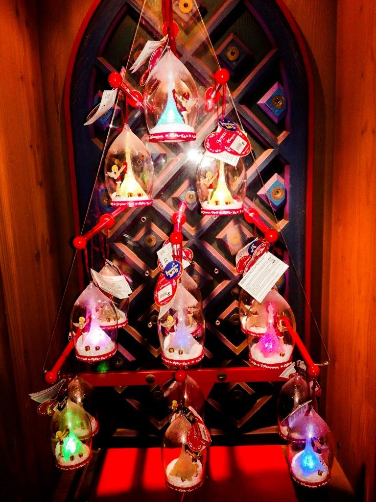 Natale a Disneyland Paris-decorazioni
