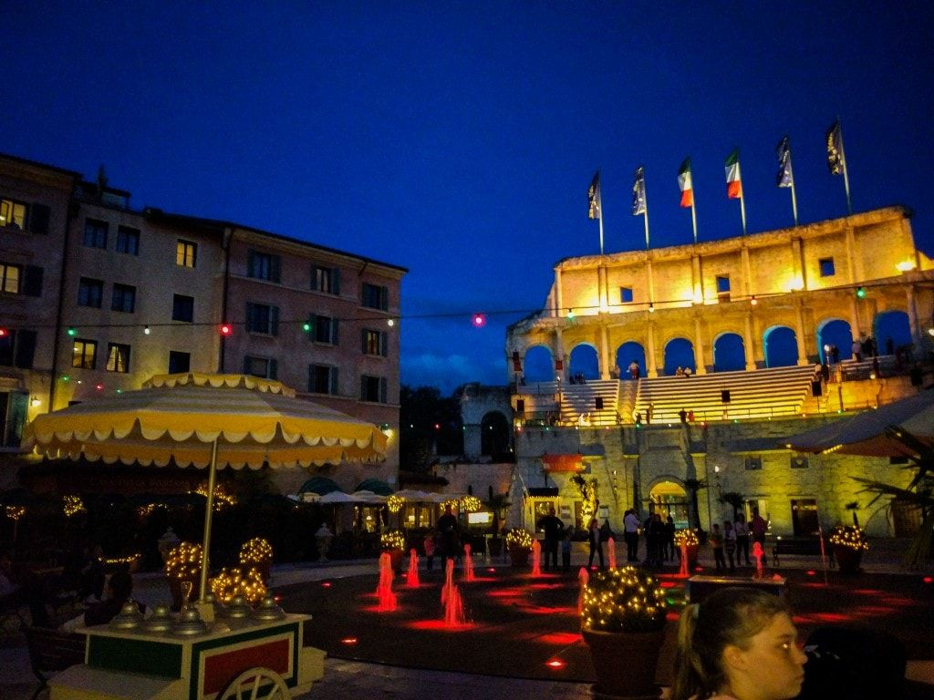 Germania Europa Park - Hotel Colosseo