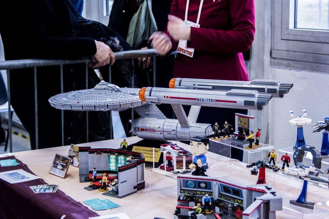 Mostra Lego - Enterprise