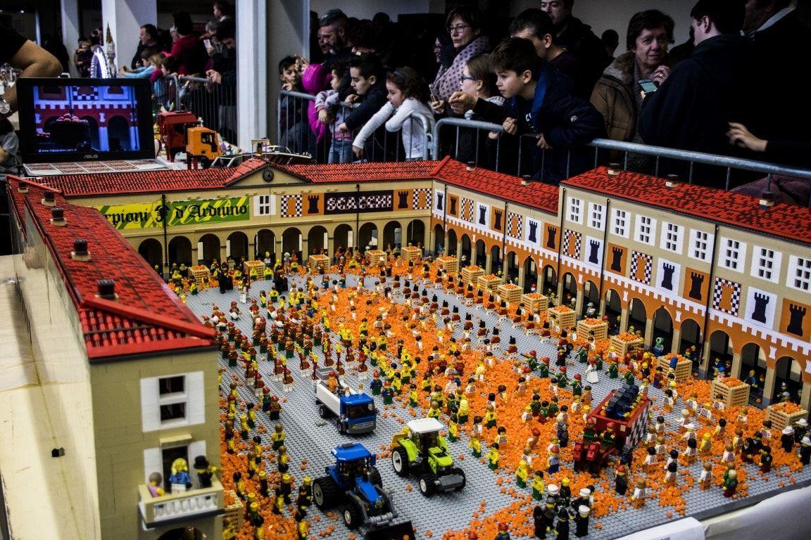 Mostra Lego - Ivrea