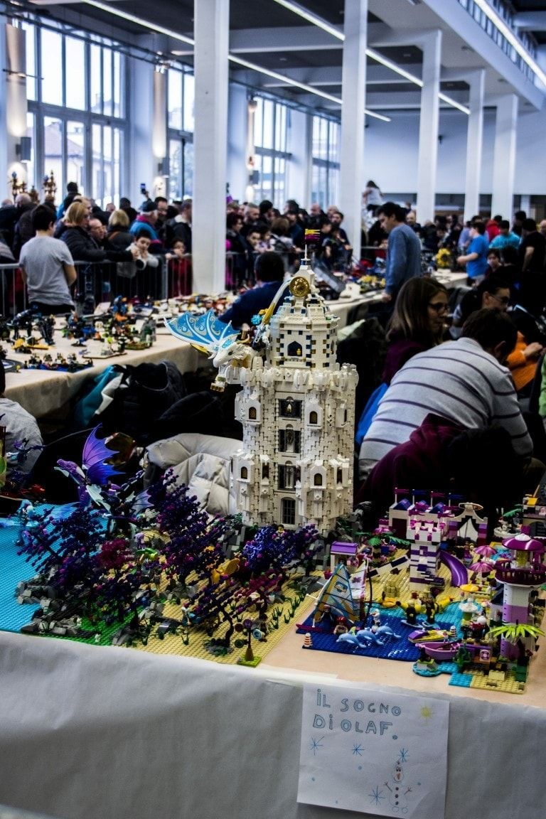 Mostra Lego - nord