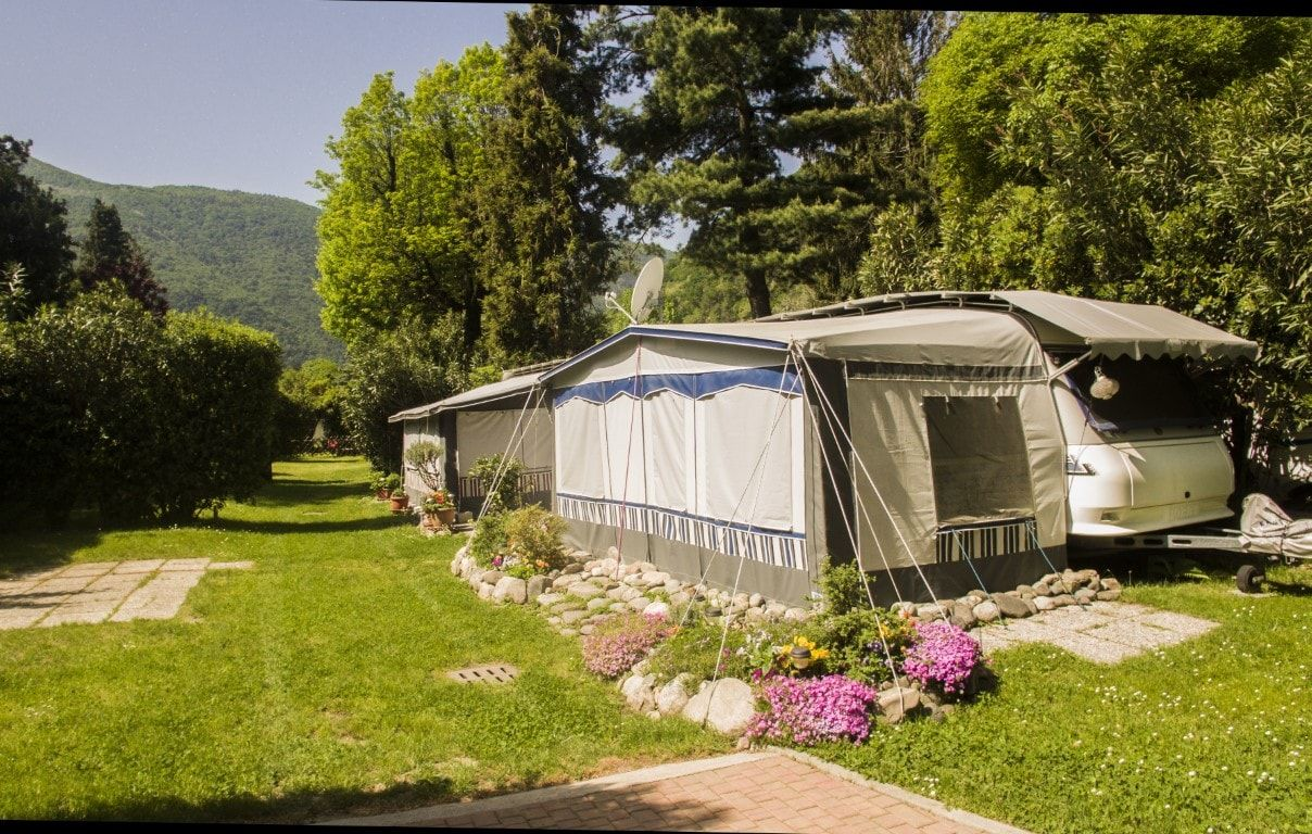 Camping Riviera Roulotte