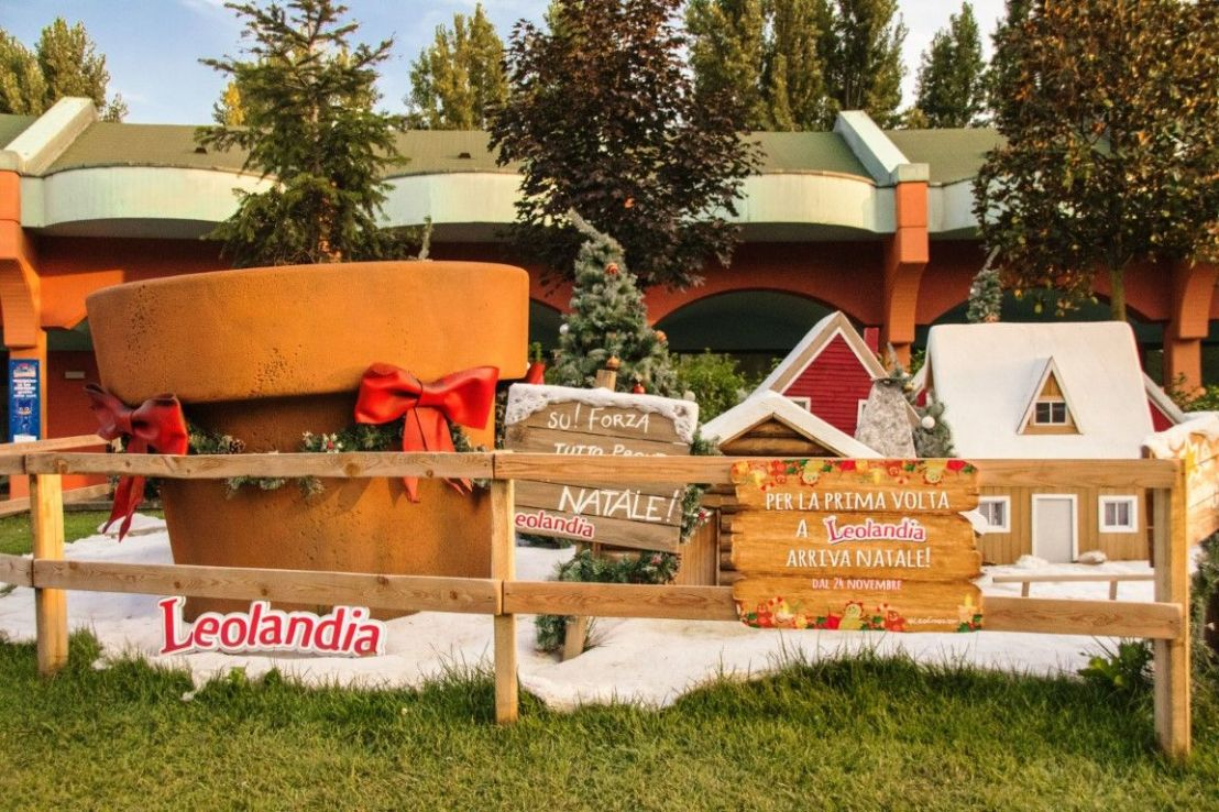 Preview Natale a Leolandia