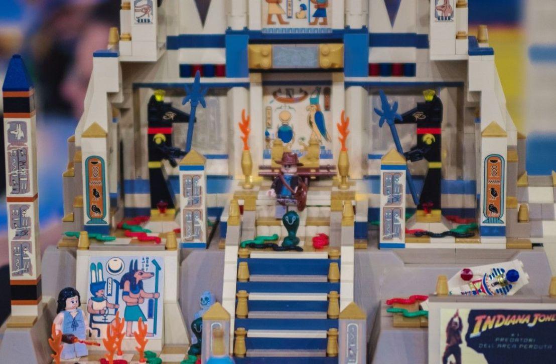 Lego - Indiana Jones