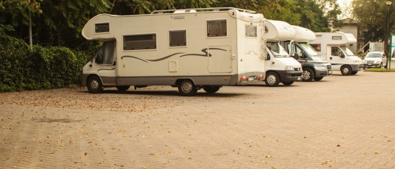 area sosta camper Baveno
