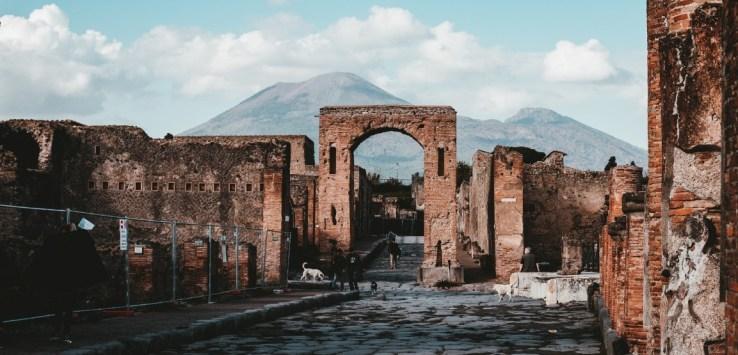 Nuova scoperta a Pompei