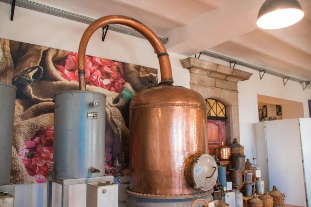 Distillatori profumi