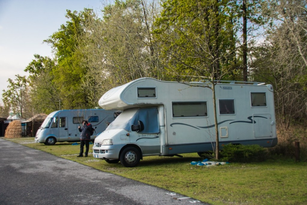 Piazzole Camping Pombia