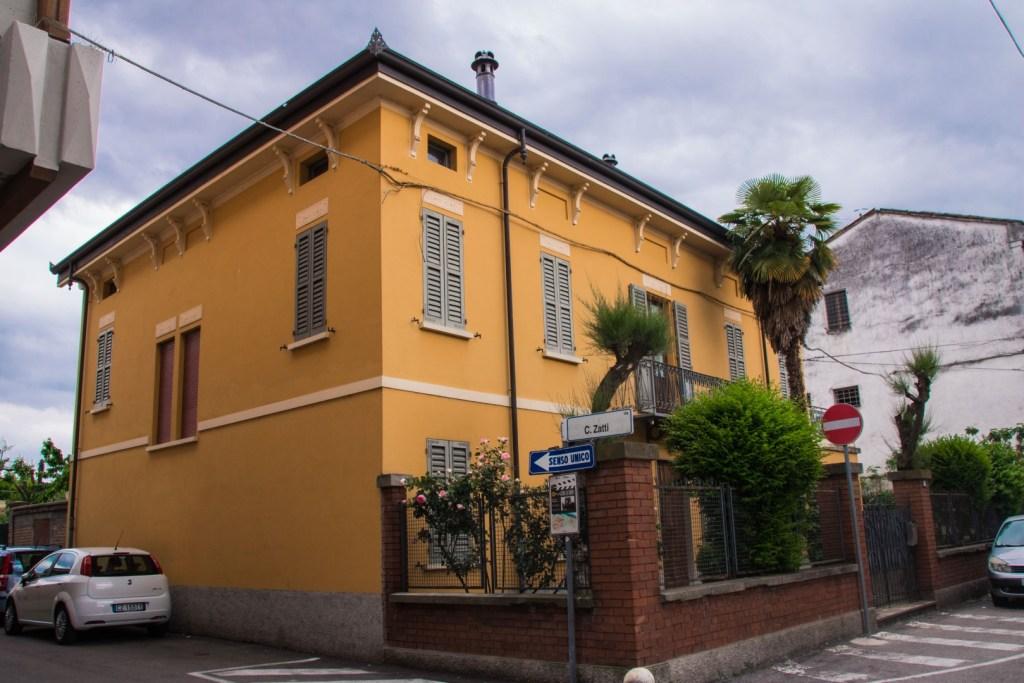 La casa di Peppone