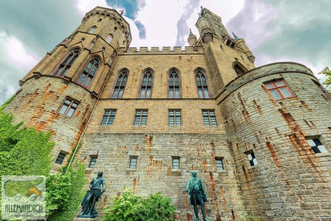 lato castello hoenzollern