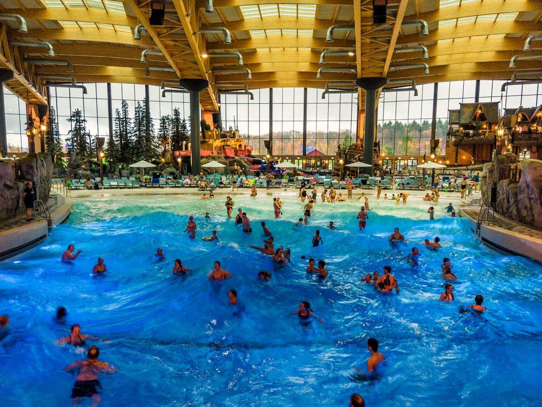 piscina onde
