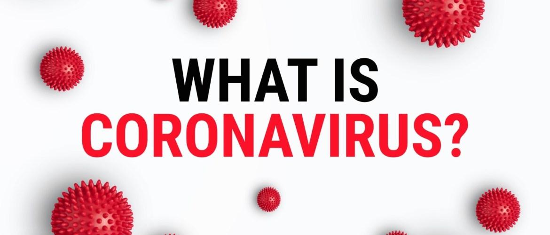 Coronavirus e COVID-19